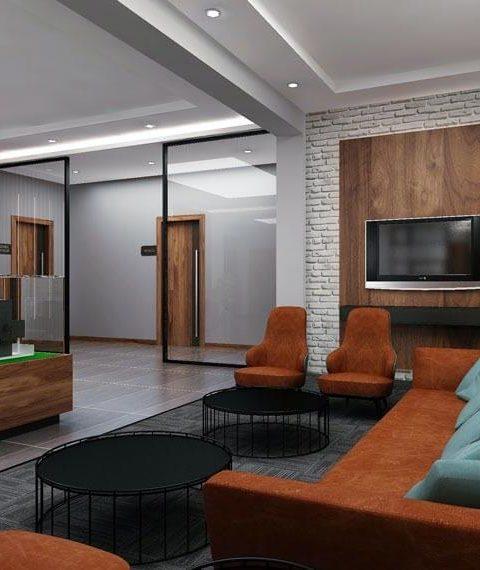 Fersa Grup Ofis Tasarımı